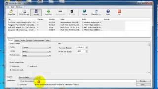 Cara convert video agar bisa diputar di DVD Player