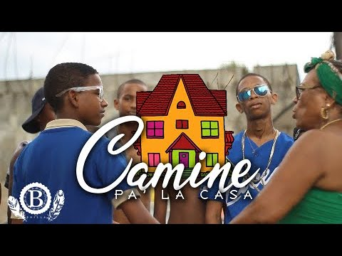 La Ñapa, Negra Flow, Kevin Vin - Camine Pa' La Casa (Video Oficial)