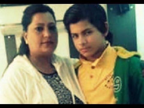 Ashoka (Siddharth) With HIS REAL LIFE MOM! Chakravartin Ashoka Samrat ...