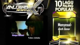 Menyesal - 6ixth Sense(10 Lagu Paling Popular)