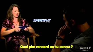 Speed Date avec Theo James - VOSTFR