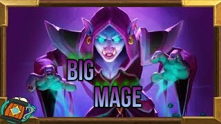 Hearthstone : Big Spell Fat Mage Kobolds and Catacombs