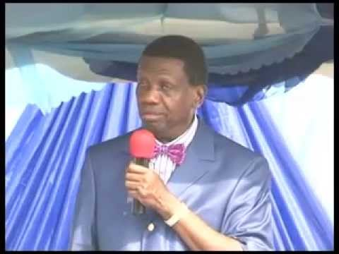 Let the Wind Blow 1 by Pastor E. A. Adeboye