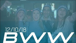 Blue & White Week: Molson Canadian Viewing Party
