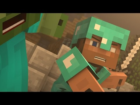 "Thumbnail: ♪ ""Evil Mobs"" - A Minecraft Parody of Animals By Maroon 5 (Music Video)"