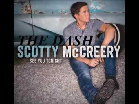 Scotty McCreery - The Dash Lyrics [EXCLUSIVE]