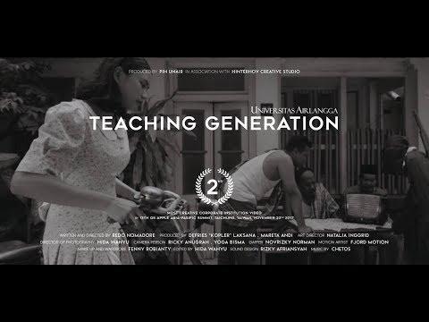 Universitas Airlangga : Teaching Generation