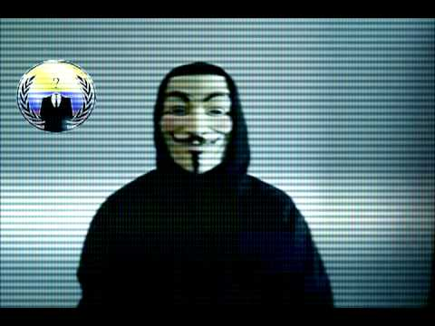 Anonymous Colombia! Mensaje!