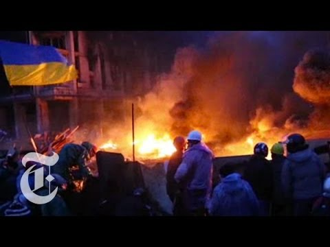 Ukraine Protest 2014: The Divide, Explained | The New York Times