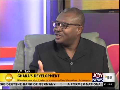 AM Talk - Joy News (12-11-14)