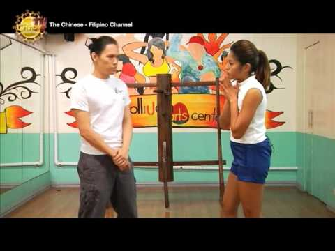 Download Chinoy TV: Gretchen Ho Tries Wing Chun (Part 1)