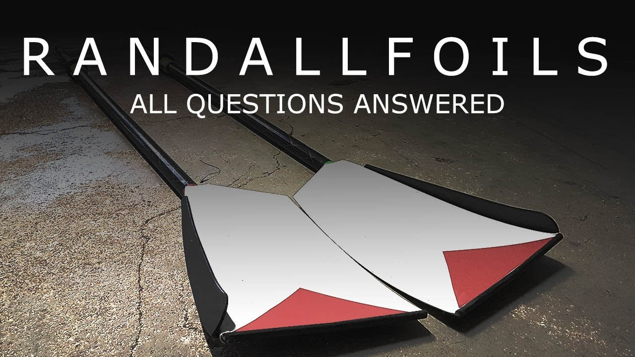 RANDALLFOILS - all questions answered (...most of them)