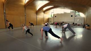 Space and Flow Yoga Workshop -