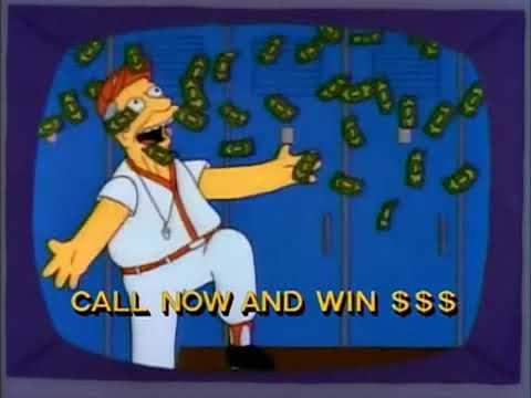 Los Simpsons - Los Pronósticos De Lisa Parte 2/5