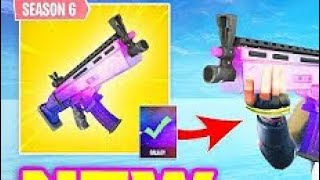CHANGE skins at arms (Fortnite)