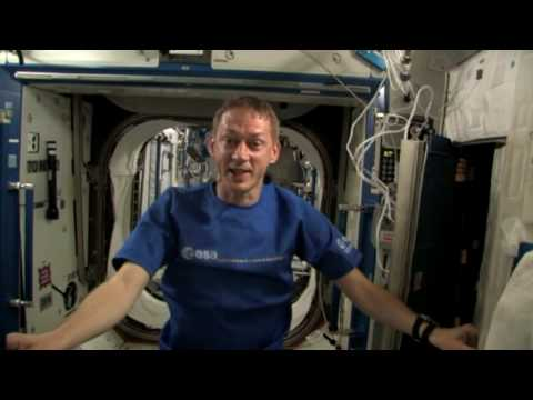 Life In Space: Living On The ISS