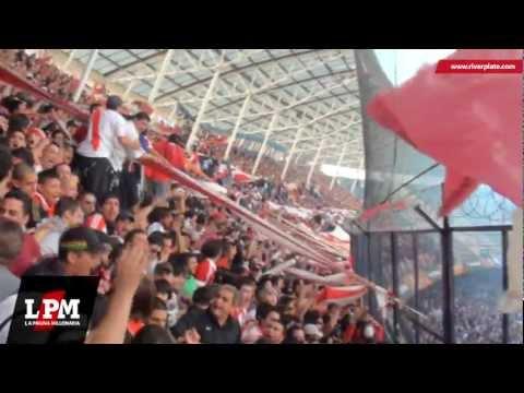 Vamo' a quemarles Avellaneda... - Racing vs. River - Torneo Final 2013