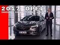 2017 Opel Insignia Sports Tourer Wagon
