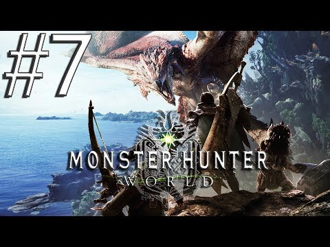 Monster Hunter World [#7] - Cacería: Kushala Daora | Gameplay Español thumbnail