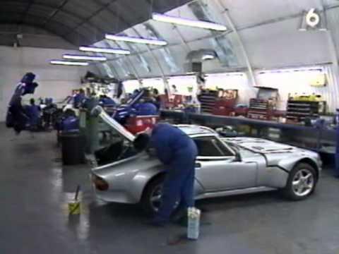 marcos lm500 essai m6 turbo 1996 youtube