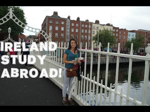 Travel Abroad Expereince In MAYNOOTH  IRELAND