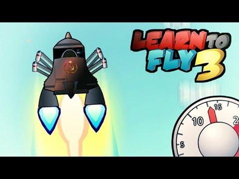 Darmowe Gry Online - Learn to Fly 3 - Sojuz?