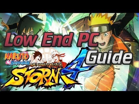 patch low naruto storm 4