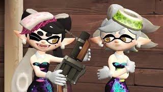 [Splatoon GMOD] Daily Squid Sisters