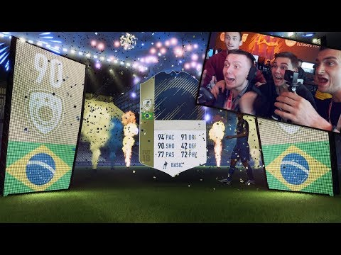 TRAFILIŚMY GO!!!! | FIFA 18 PACK OPENING