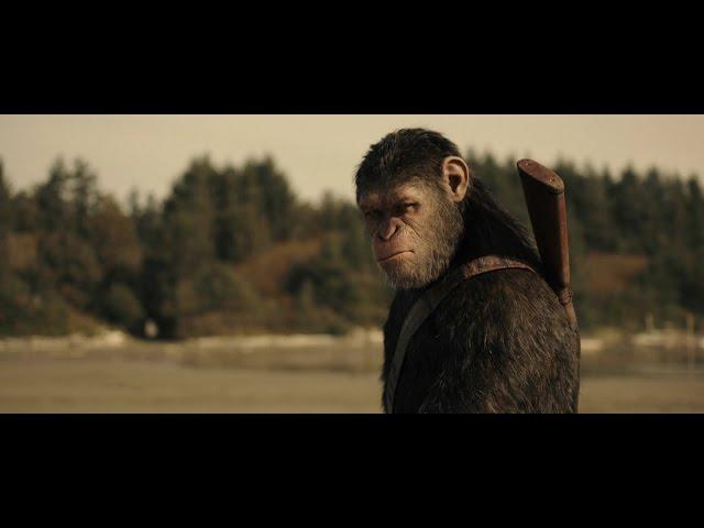 혹성탈출: 종의 전쟁 - 1차 공식 예고편 (한글자막)