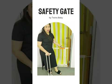 Twins Baby - Baby Safety Gate