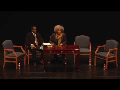 A Conversation with Angela Davis