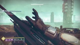 Solo max handicap nightfall 209 at 491 power level arms dealer