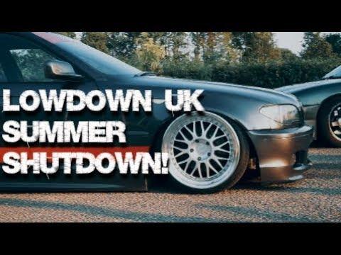 Lowdown UK Summer Shutdown 2018