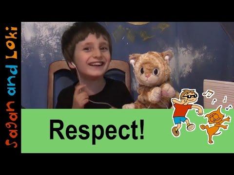 Aretha Franklin: Respect   A Kid Explains what the Lyrics Mean