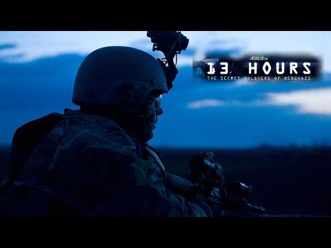 13 HOURS  Special Ops Vets Discuss Elite Military Units