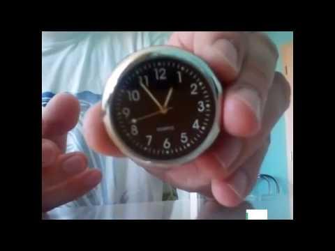 Car Dashboard Ornament Clock