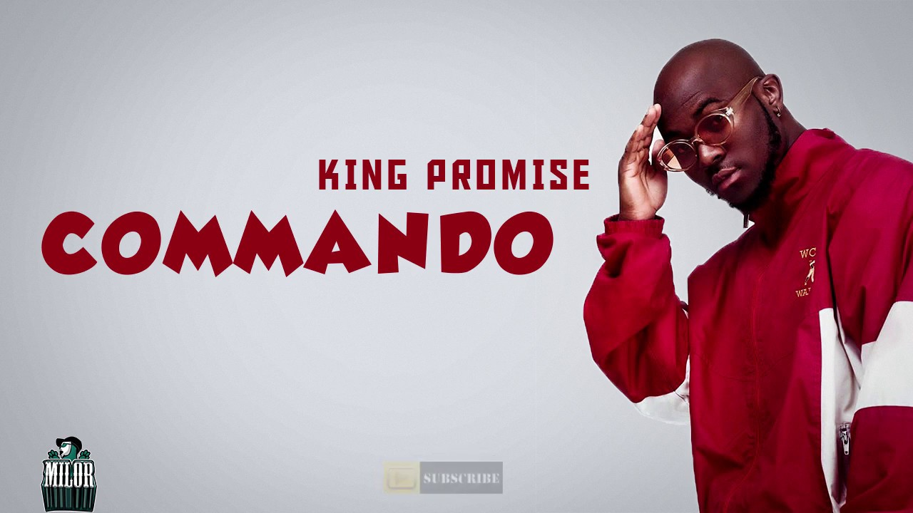 Image result for king promise commando