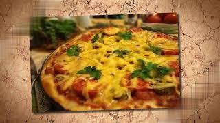 Готовим Четыре вида пиццы. Рецепт от Италии к дому. Пробуем и наслаждаемся