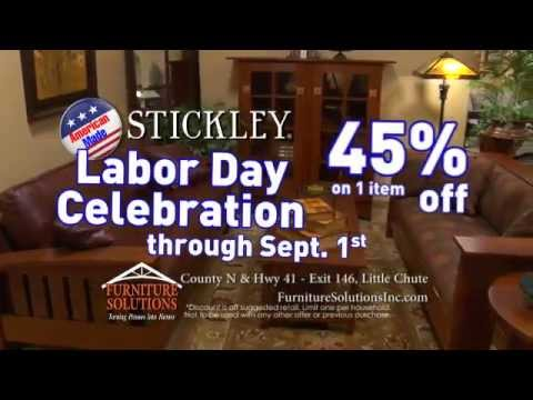 Stickley Labor Day Furniture Solutions Inc
