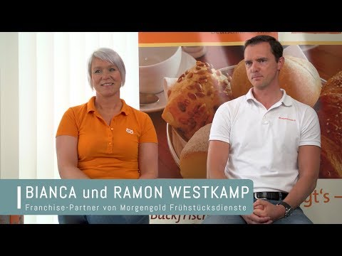 Bianca und Ramon Westkamp