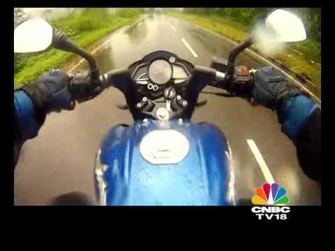 Bajaj 200 NS Test Ride Review