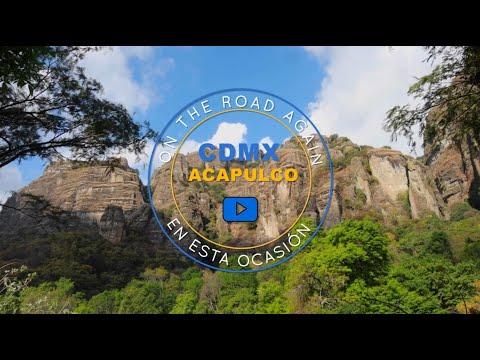Un recorrido en carretera de CDMX a Acapulco
