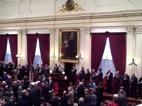 Vermont Governor Peter Shumlin 2015 Inaugural Address