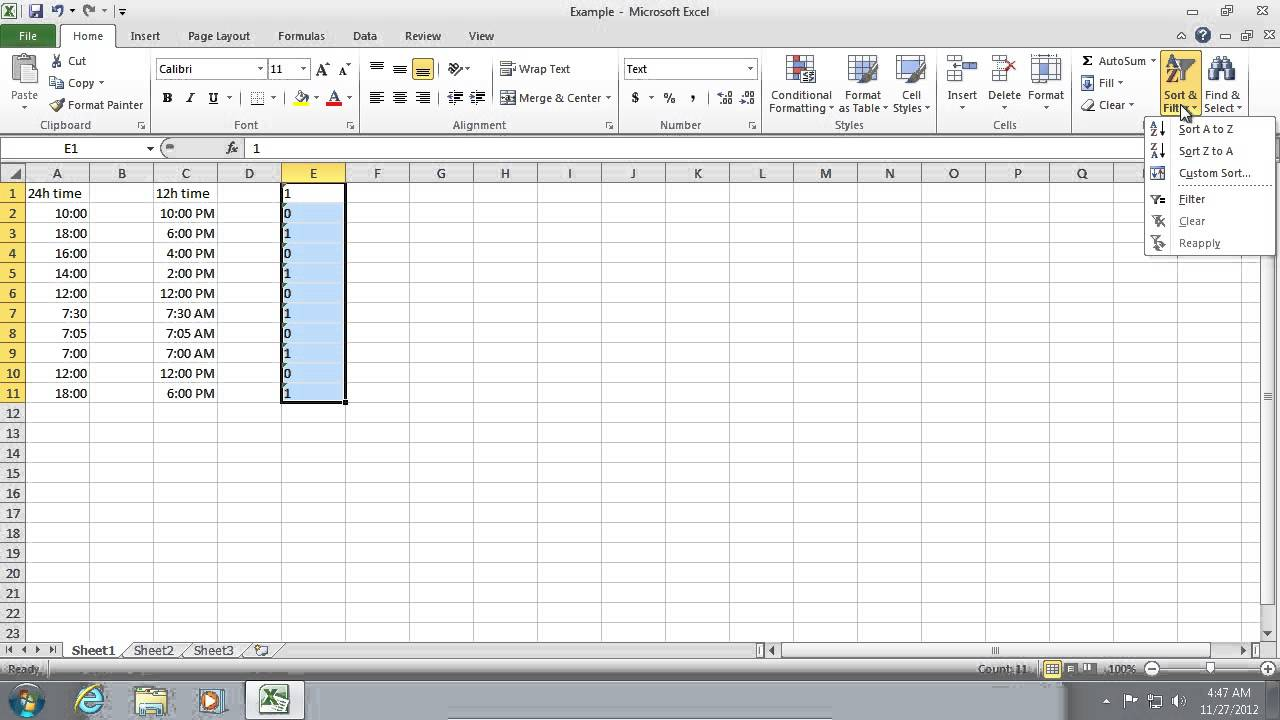 How to delete every other row in excel youtube how to delete every other row in excel ibookread PDF
