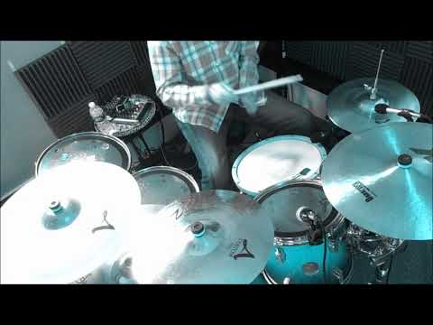 I'M Amazed Drum Cover Take 2 By My Morning Jacket