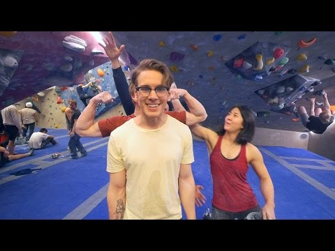 Best Bouldering Session With The Crew - Vlog ( Part Two)