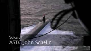 Day 3: Coast Guard Medevacs Sailor from Navy Submarine - 2009 Video of the Year Nominee