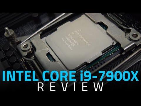 Intel Core i9-7900X 10-Core CPU Review   Intel