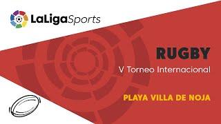 📺 V Torneo Internacional de Rugby Playa Villa de Noja